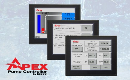 ESSCO APEX Pump Controller