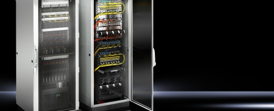 Rittal TS IT Rack Making IT Easy